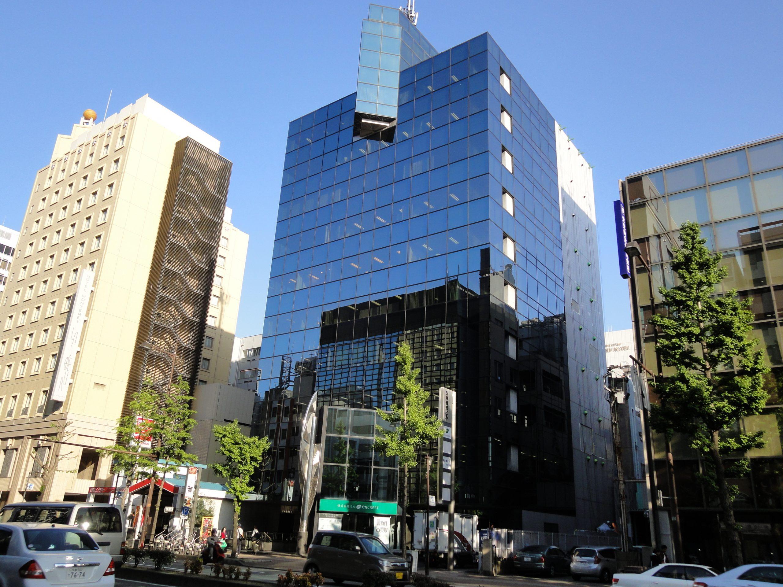 福岡市中央区 事務所ビル2