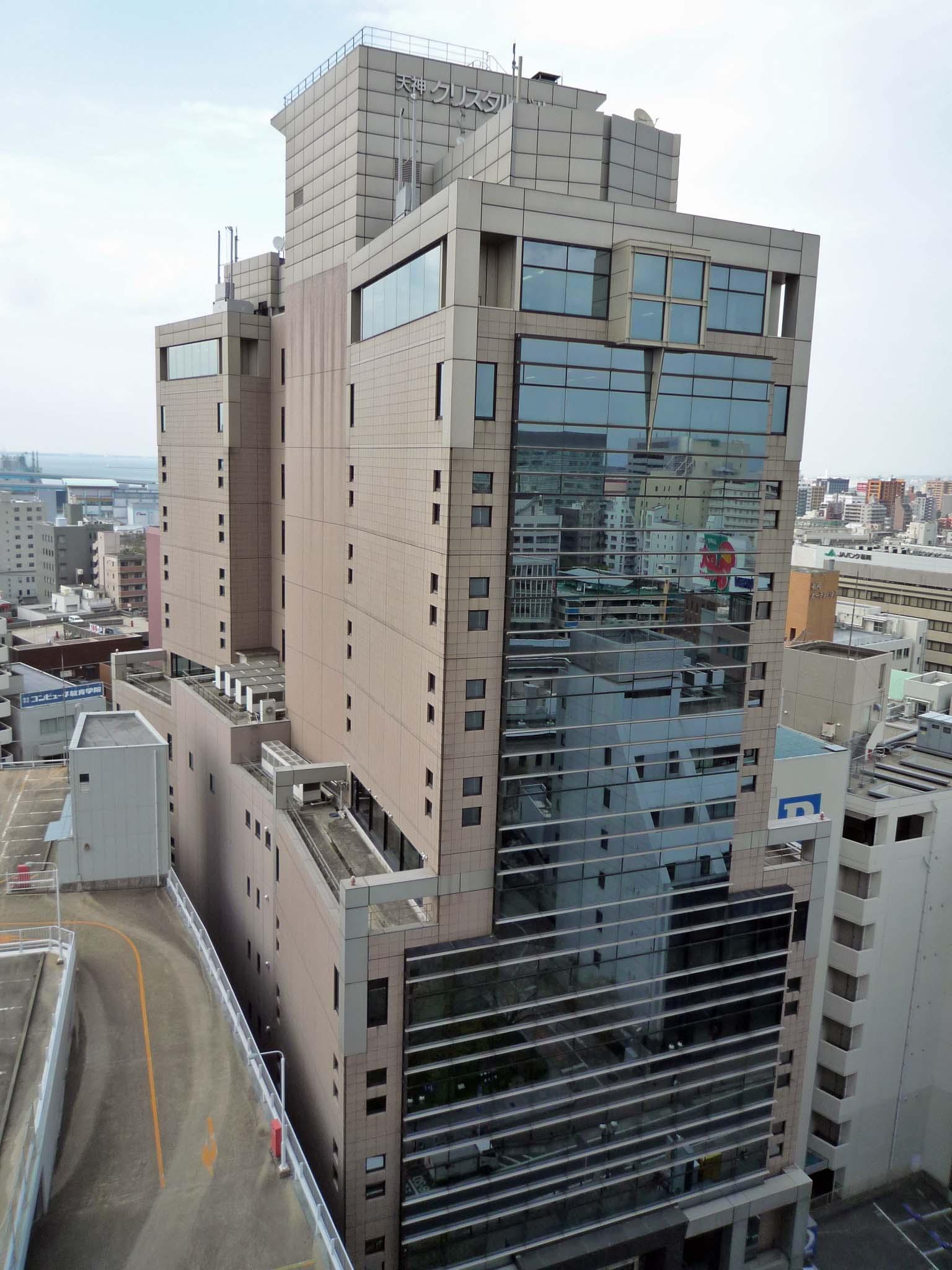 福岡市中央区_事務所ビル